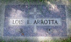 Lois E. <i>Fitzgerald</i> Arrotta