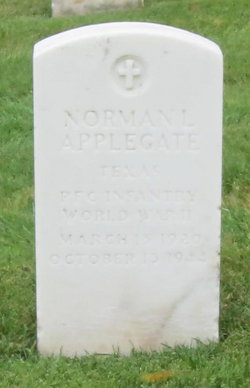 Norman L Applegate