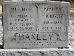 Thomas Baxter Baxley