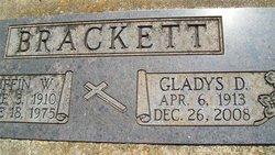 Gladys <i>Deviney</i> Brackett