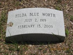Hilda Ray <i>Blue</i> Worth