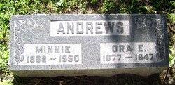 Ora E Andrews