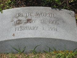 Ruth Worth