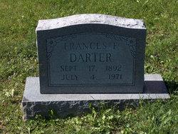 Frances Folsom Fanny Darter