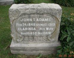 Clarinda <i>Wright</i> Adams
