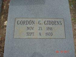 Gordon G. Giddens