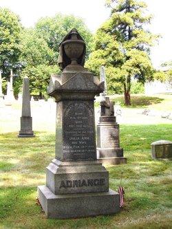 Julia Ann <i>Price</i> Adriance
