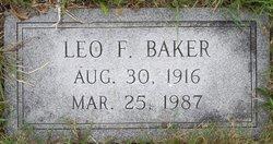 Leo F Baker