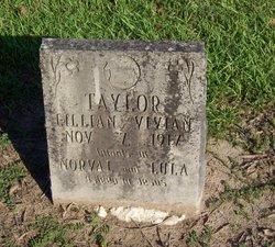 Lillian Taylor