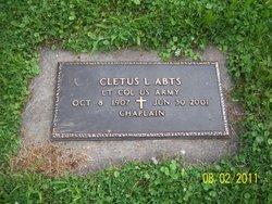 Cletus Leonard Abts