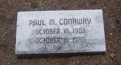 Paul Magnus Conaway