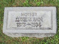 Lizzie <i>Caldwell</i> Bain