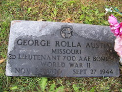 Lieut George Rolla Austin