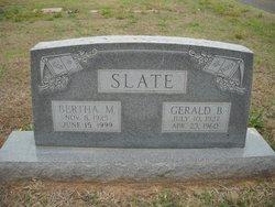 Gerald Bazil Slate