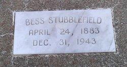 Bess Stubblefield
