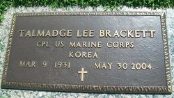Corp Talmadge Lee Brackett