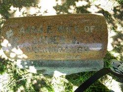 Anna Elizabeth <i>Wehrly</i> Aughinbaugh