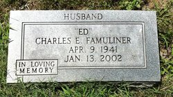 Charles E. Ed Famuliner
