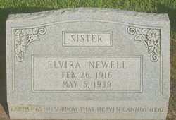 Elvira Newell