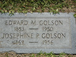 Josephine <i>Polley</i> Golson