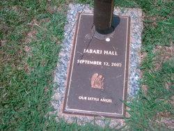 Jabari Hall