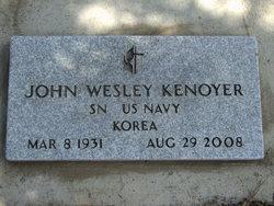 John Wesley Kenoyer
