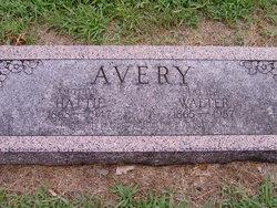 Hattie Sophia <i>Cragg</i> Avery