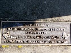 Marjorie Emma <i>Newton</i> Braley
