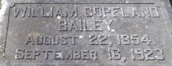 William Copeland Bailey