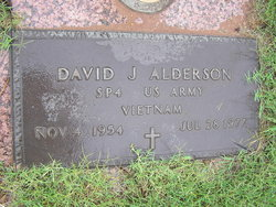 David Joseph Alderson