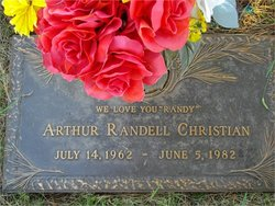 Arthur Randell Randy Christian