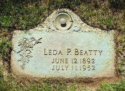Leda Perdue <i>Beaver</i> Beatty