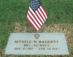 Myrtle Mae <i>Nelson</i> Baggett