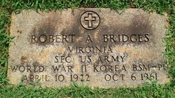 Robert A. Bridges