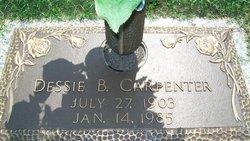 Dessie B. Carpenter
