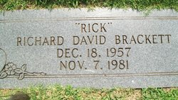 Richard David Rick Brackett