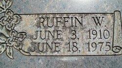 Ruffin W. Brackett