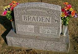 Albert Harrison Braden