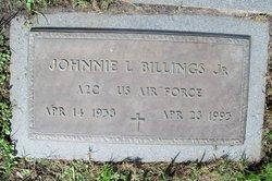 Johnnie L Billings, Jr