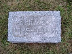 Effa E Rees