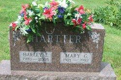 Mary G. <i>Allen</i> Hartter