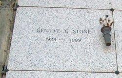 Genieve G Stone