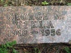 George M Vikla