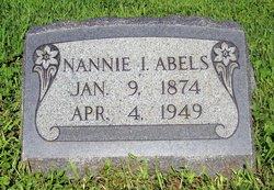 Nannie J. Abels