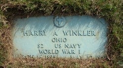 Harry August Winkler