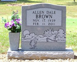 Allen Dale Brown