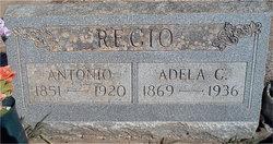 Mrs Adela <i>Cantu</i> Recio