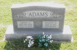 Edith C. Adams
