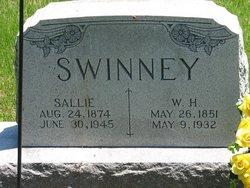 Sallie Elizabeth <i>Phelps</i> Swinney