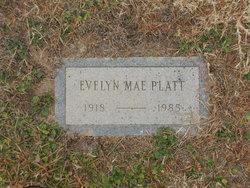Evelyn Mae Platt